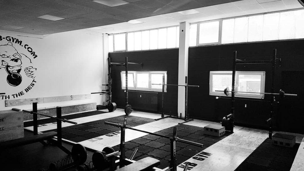 Weightlifting Gewichtheben im KB GYM Hamburg